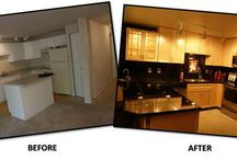 Home Improvement Makeovers / Before and after shots of Mr. Handyman projects from across the nation!