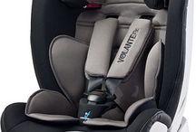 Silla de coche polivalente / Sillas de coche de calidad, seguras y polivalentes, para que la seguridad no dependa del coche en el que viajemos
