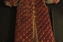 viking gambeson-lamellar