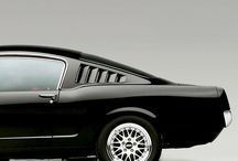 Mustangs / by Mike Reibenstein