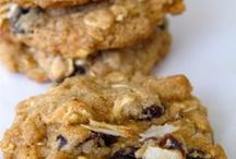 Oatmeal Raisin Cookies- Low-fat & Really Good