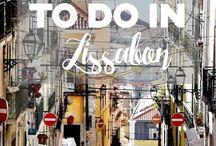 travelling Lissabon