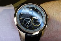Girard-Perregaux Traveller Large Date Moonphase and GMT