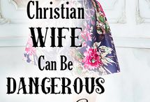 christian wife