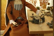 Doll patterns / by Patricia Ewald