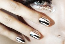 NAIL AND NAIL PAINT / by Aakash Gaikwad