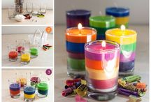 Scents and candles