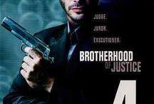 Brotherhood of Justice Movie- Keanu Reeves