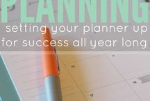 Planning and Organization / Planning and Organtion