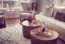 Living room / by Rachel Magelsen