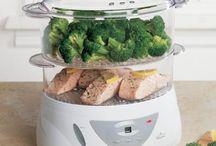 Steamer recipes