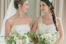 wedding flowers / by Kaitlin Krueger