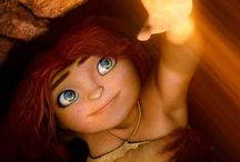 The lovely Croods