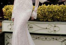 Robe mariage bohème chic