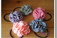 どんぐり帽子 編み図