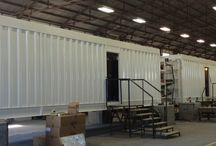 ABS / USCG LIVING QUARTERS AND RENTAL MODULES / Our buildings have been designed and built to be in compliance with the most recent ABS Rules.