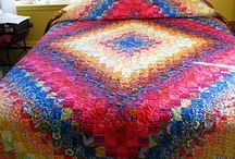 Crazy About Trip Around the World Quilts