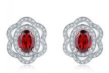 2016 Women Gemstone Jewelry / Gemstone Jewelry 2016 Women Garnet Rings, Garnet Necklaces, Garnet Bracelets, Amethyst Rings, Necklaces and Bracelets etc