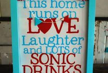 Cute sign / For my F.A.D.