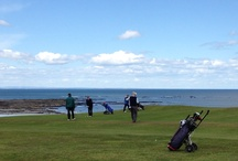 Golf in Fife