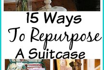 suitcase repurpose