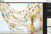 Детский день рождения. Идеи и декор
