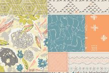 Tapestry Fabrics / Art Gallery Fabrics collection by designer Sharon Holland / by Sharon Holland Designs