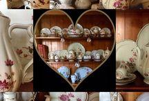 Think Vintage / Mie porcellane in vendita su FB alla mia pagina @Thinkvintage1