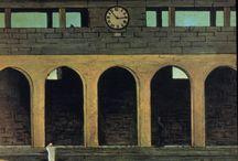 Giorgio de Chirico / 이탈리아, 초현실주의, 조르조 데 키리코