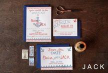 Wedding: Invitation Design