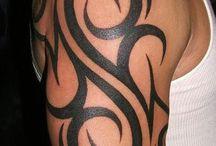 Jeff's tattoo / by Cathie Ward
