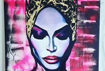 Art by PAINTER JAZZ / WWW.PAINTERJAZZ.COM