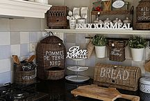 Keukendecoratie