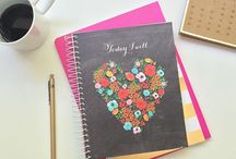 Pretty Paper / The prettiest notebooks, journals, pens & pencils, listpads, notecards and more.