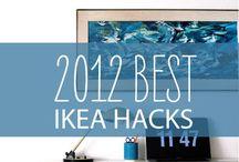 IKEA hacks / by Kym Lopez Woods