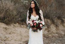 Dalene's big day / Winter wedding