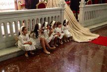 trajes de arras y ceremonia