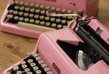 Typewriters world <3