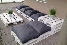 Paller møbler