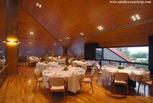 Best restaurant in Antalya/Лучшие рестораны Анталии / Delicious Food, luxury imported Drinks, Best Service, amazing ambience, Seafood, Fish,Steak,Pizza
