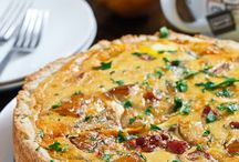 COOKING - QUICHE / All about quiche recipes