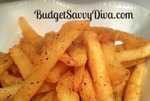 Potatoe chippy's  / Best fried