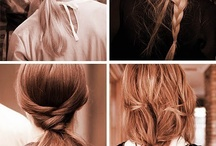 Hairstyles / by Beauty Secrets