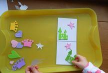 Preschool Activities / by Susan Bellows