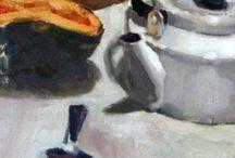 :: art / impressionist :: / by ramya reddy