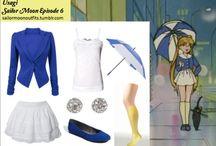Sailor Moon Usagi/Serena Style