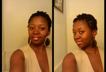 Natural Hair / by Suzette Jesiahmommy