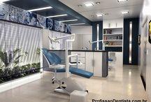 CONSULTÓRIOS / Consultórios médicos e odontologicos