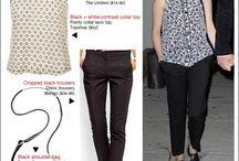 Fall Fashion- Budget Friendly ;) / Pieces that catch my eye! / by Sam Edouard