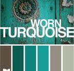Home color ideas / by Kenzie Brunson